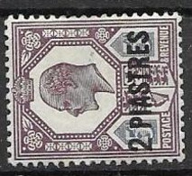 Turkish Agencies Mh * 1906 35 Euros - Other