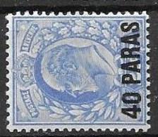Turkish Agencies Mnh ** 1902 36 Euros - Other