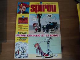 SPIROU N°1974 DU 12 / 2 / 1976. MINI RECIT DE M. TILLIEUX GODASSE ET GODAILLE / FRANQUIN / ROBA / DE GIETER / PAPYRUS / - Spirou Magazine