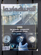 VIE DU RAIL 1991 2318 PETITE CEINTURE PARIS SEOUL BUSAN KOREA TRAIN EXPRESS LGV - Eisenbahnen & Bahnwesen