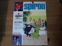 SPIROU N°1871 DU 21 / 2 / 1974. PREMIER PLAT DE WILL VIGNETTES CENTRALES FORMOSE / MICHEL PIERRET / ONCLE PAUL / LA FOR - Spirou Magazine