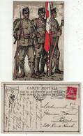 Armée Suisse // Au Profit Des Soldats Sans Travail Du Canton De Genève - Andere