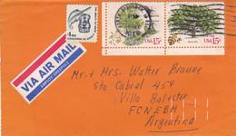 USA ENVELOPPE CIRCULEE ANNEE 1978, PAR AVION. NEW YORK A VILLA BALLESTER ARGENTINE.- LILHU - Briefe U. Dokumente