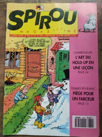 Magazine Spirou N°2860/ Février 1993 - Spirou Magazine