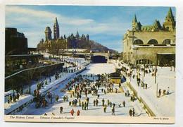 AK 03857 CANADA - Ontario - Ottawa - The RideauCanal - Ottawa