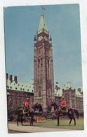 AK 03866 CANADA - Ontario - Ottawa - Royal Canadian Mounted Police & Peace Tower - Ottawa