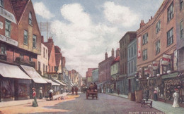SALISBURY , Wiltshire , England , 00-10s ; Silver Street ; TUCK 6210 - Salisbury
