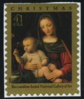 Etats-Unis / United States (Scott No.4206 - Noël / 2007 / Christmas Madonna) [**] P3 - Ungebraucht