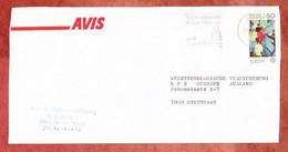 Brief, Europa Oskar Schlemmer, MS Koelner Messen Und Ausstellungen Koeln, Nach Stuttgart 1976 (5331) - Brieven En Documenten