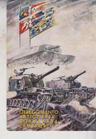 MILITARI 131° REGGIMENTO ARTIGLIERIA  CORAZZATA  CARRI ARMATI TANK - Regimenten