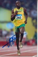 "Edvaldo Izídio Neto ""Vavá"" († 2002) Brazil World Cup Winner 1958 & 1962 - Autograph - Autographe -  15x10 Cm - Autographes"