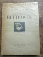 Romain Rolland - La Vie De Beethoven / Hachette,1927 - Sonstige