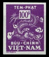 1956, Vietnam Süd, P 14 PU, ** - Vietnam