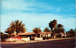 Arizona Yuma Coronado Motor Hotel 1958 - Other