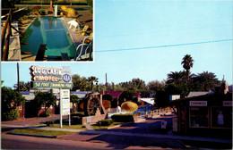 Arizona Phoenix The Log Cabin Motel - Phoenix
