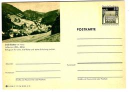 53062 -  SIEBER  IM HARZ - Bildpostkarten - Ungebraucht