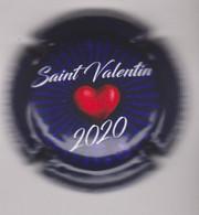 Capsule Champagne STRAUSS_GEORGETON { NR : Saint-Valentin 2020 } {S42-21} - Non Classificati