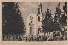 286-Belpasso-Catania-Sicilia-Piazza Municipio-Ed.Petralia E Consoli-Foto Spina+ Dalle Nogare E Armetti-Milano - Catania