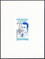 Mali ScC421 Astronaut Alan B. Shepard (1923-98), Space, Astronaute, Espace, Deluxe Proof, Epreuve - Africa