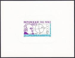 Mali ScC424 Astronomer William Herschel (1738-1822), Uranus, Space, Espace, Deluxe Proof, Epreuve - Africa