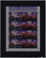 Transparent Photo Color Essay, USA Sc3242a Space Discovery, Espace, Essai - Stati Uniti