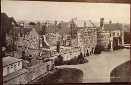 Cpa, Battle Abbey From Gateway, Non écrite, ROYAUME-UNI - Altri