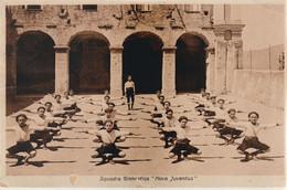297-Bronte-Catania-Sicilia-Squadra Ginnastica-Sport-Ed.(Pezzini)+Real Collegio Capizzi-v.1929? X Misterbianco - Catania