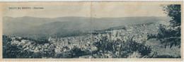 301-Bronte-Catania-Sicilia-Panorama-Doppia Veduta-Ed.(Pezzini)+Real Collegio Capizzi-v.1946 X Valvasone-UD - Catania
