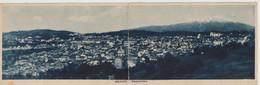 302-Bronte-Catania-Sicilia-Panorama-Doppia Veduta-Ed.(Pezzini)+Real Collegio Capizzi-v.1940 X Catania - Catania