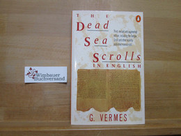 The Dead Sea Scrolls In English: Including Temple Scroll Other Recently Published Manuscripts 3RD Rev Augmente - Non Classificati