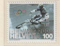 Switzerland 2008 Beijing Olympic Games MNH/** (H72) - Verano 2008: Pékin