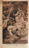 298-Bronte-Catania-Sicilia-Santa Veritosa-Ed.S.Lega Eucaristica+Real Collegio Capizzi-v.1920 X Piazza Armerina - Catania