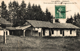 N°86228 -cpa Camp De Mailly -Primbraux- - Kazerne