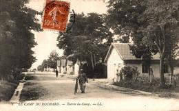 N°86229 -cpa Camp Du Ruchard -entrée Du Camp- - Kazerne