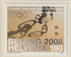 Switzerland IOC 2008 Beijing Olympic Games MNH/** (H72) - Verano 2008: Pékin