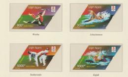 Vietnam 2008 Beijing Olympic Games 4 Stamps MNH/** (H72) - Verano 2008: Pékin