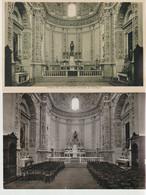 306-Bronte-Catania-Sicilia-Chiesa S.Cuore In Coppia Con RARA BOZZA FOTOGRAFICA-Ed.Nogare Ed Armetti-Milano - Catania