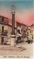 311-Calatabiano-Catania-Sicilia-Piazza V.Emanuele-Ed.Diena N°19097 - Catania