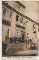 312-Calatabiano-Catania-Sicilia-Scuole Comunali-Ed.(Diena) N°19098 Lucida-v.1945-Mista Regno-Luogotenenza Storia Postale - Catania