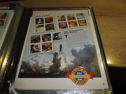 USA; Block 50 Postfrisch; In Orginal Folie - Blocks & Sheetlets