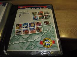 USA; Block 51 Postfrisch; In Orginal Folie - Blocks & Sheetlets