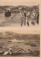 Maroc - La Guerre Au Maroc - Lot De 4 CPA - Sonstige