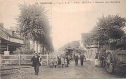 76 ROUEN BARRIERE DES CHARTREUX - Rouen