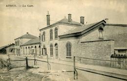 ATHUS - La Gare - Aubange