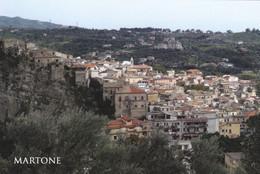 (R564) - MARTONE (Reggio Calabria) - Panorama - Reggio Calabria