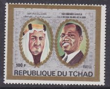 Tchad N° 273 XX  Visite Du Roi Fayçal 1er Sans Charnière, TB - Tsjaad (1960-...)