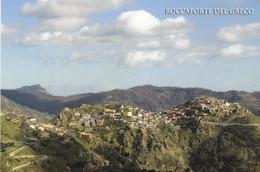 (R567) - ROCCAFORTE DEL GRECO (Reggio Calabria) - Panorama - Reggio Calabria