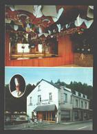 Rochefort - Hôtel Restaurant Du Trou Moulin - Carte De Visite - Rochefort