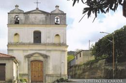 (R570) - SAN PIETRO DI CARIDA' (Reggio Calabria) - Chiesa Di San Nicola - Reggio Calabria