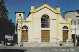 (R571) - SANT'AGATA DEL BIANCO (Reggio Calabria) - Chiesa Di Sant'Agata - Reggio Calabria